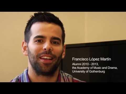 Interview with Francisco López Martín, flute
