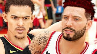 THIS GAME CAN DECIDE THE CONFERENCE FINALS WINNER! - NBA 2K19 MyCAREER #135