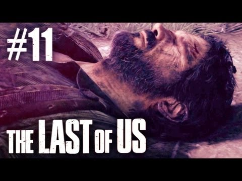 The Last Of Us Gameplay - Part 11 - Scary Sewers!