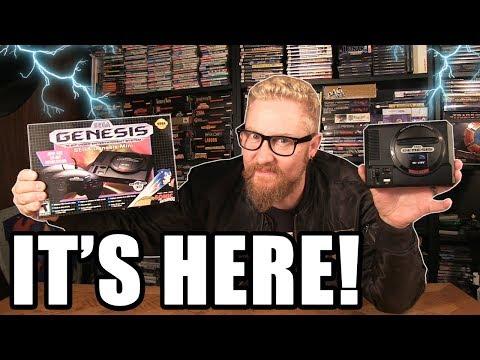 sega-genesis-mini-is-here!---happy-console-gamer