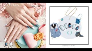 Making of Alice in Wonderland Nail Style Series