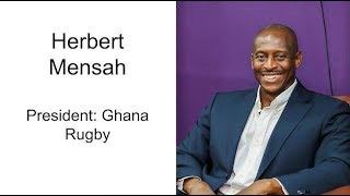 Herbert Mensah on preparations for WARS and Rugby Africa Tournaments