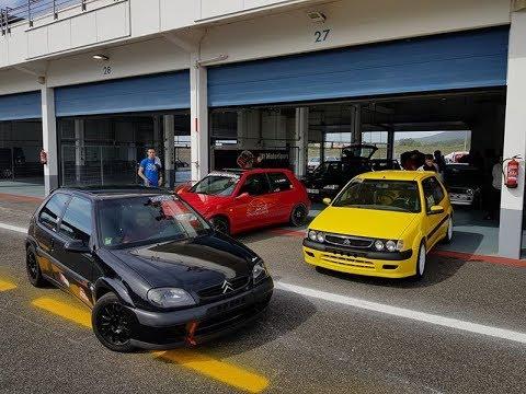 Estoril Track Day 30/09/2017 - Sergio Assunção @ Saxo Cup Amarelo, DRIFT MODE ON