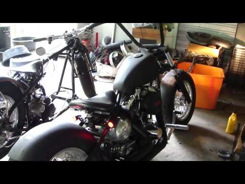 EXILE Cycles Bobber