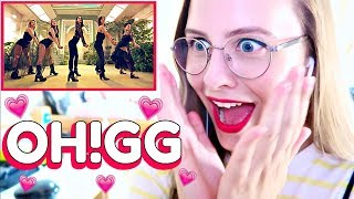 Girls' Generation-Oh!GG - Lil' Touch (몰랐니) MV REACTION