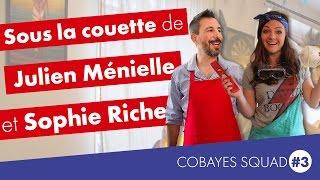 Cobayes Squad #3 - Sous la couette de Sophie Riche et Julien Ménielle