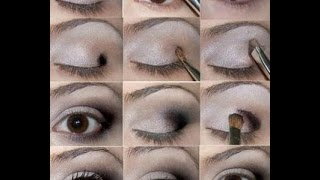 Урок свадебного макияжа карие глаза
