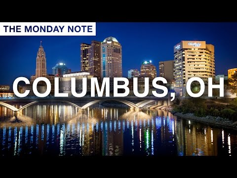 Columbus, OH - The Monday Note