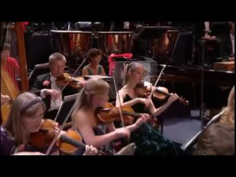 John Williams - Olympic Fanfare and Theme - Last Night of the Proms 2012