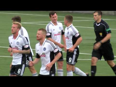 League Cup Group E: Annan Athletic v Ayr United