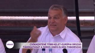 Csökkentené több kelet európai ország támogatását a soros uniós elnök Finnország