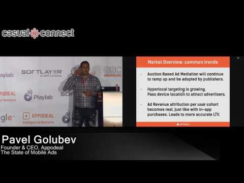 The State of Mobile Ads | Pavel Golubev