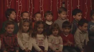 """Joan Coret - Actuació Nadal 2016 P4 - """"Tinc quatre anys"""" - Segona actuació"""