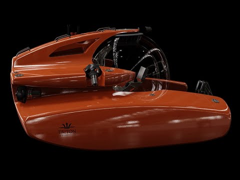Triton Submarine is $5 5Million Personal Submarine Can Dive More Than a  Mile Beneath The Sea