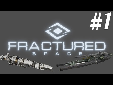 Fractured Space - 1 - Space Strategy!
