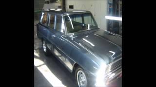 66 Nova wagon project