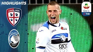 Cagliari 0-1 Atalanta | Hateboer Scores to Seal Win for Atalanta! | Serie A