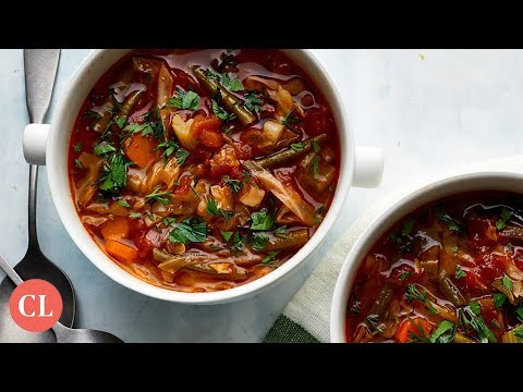 Instant Pot Cabbage Soup | Our Favorite Recipes | Cooking Light