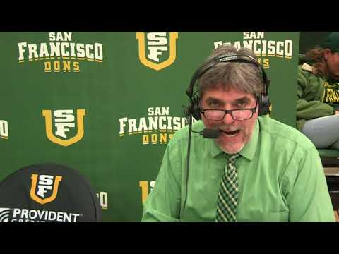 MBB | USF vs San Diego Post Game Interview