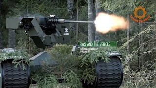 Американский электрический танк и другие удивительные военные роботы