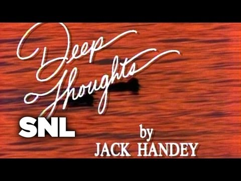 Deep Thoughts: Love - Saturday Night Live