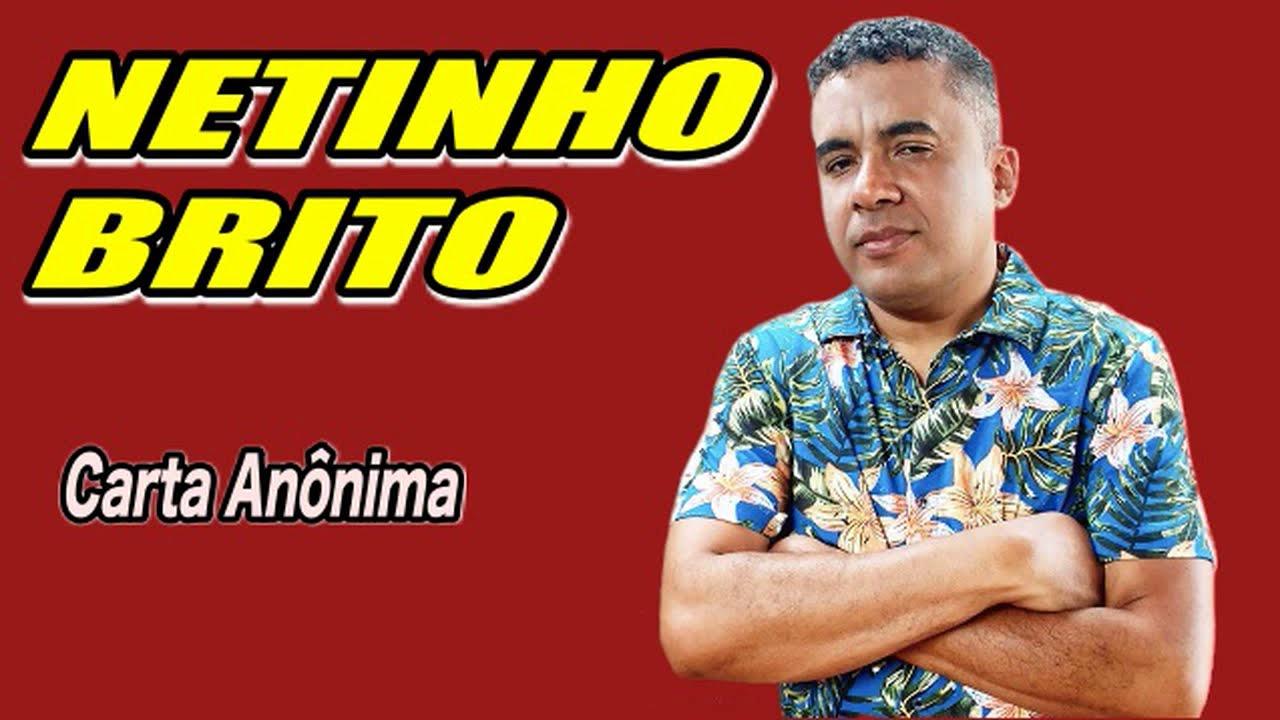 NAO QUERO SER A SEGUNDA OPÇÃO NETINHO BRITO