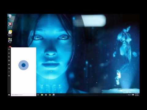 آموزش رفع مشکل Cortana در ویندوز 10