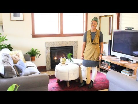 Easy Room Refresh: Living Room  Restoration House