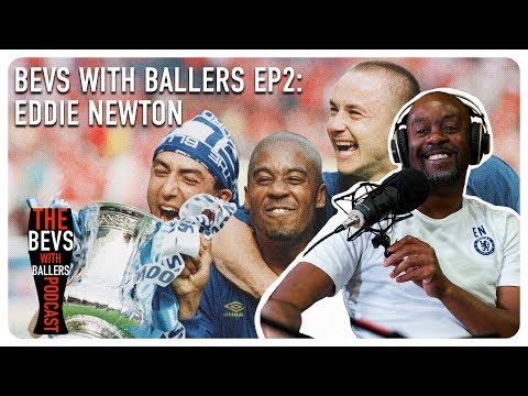 Eddie Newton Talks Racism, Youth and THAT Night in Munich!  | BWB Pod #2