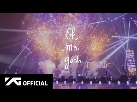 WINNER - 'OMG' LYRIC VIDEO With INNER CIRCLE