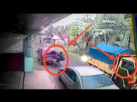 CCTV Trafic Crash Indonesia