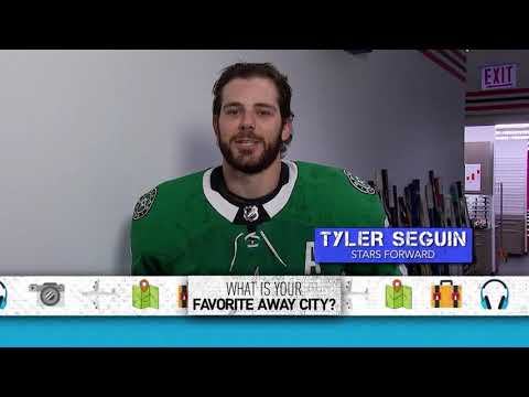 Ice Time:  Favorite Away City:  Breaking the Ice  Players share favorite away city  Oct 20,  2018