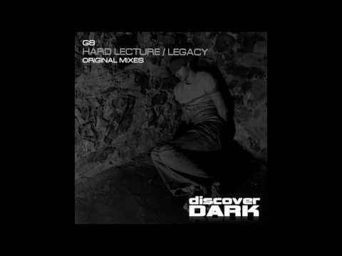G8 - Hard Lecture (Original Mix)
