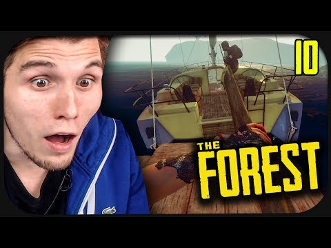 Unser NEUES Boot ☆ The Forest