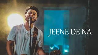 Jeene De Na - Hindi Sad Song | Raj Barman | Running Reindeer Music