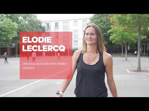 Programme Ecole Active, par Elodie Leclercq. Directrice d'école
