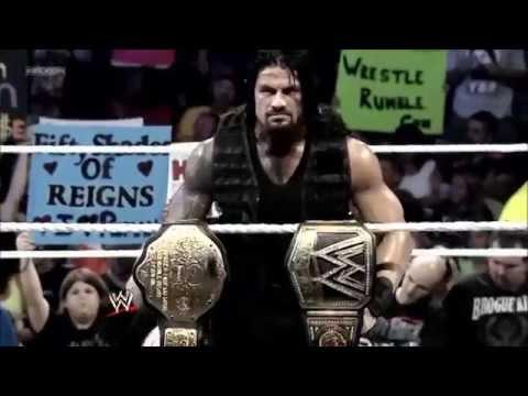 Roman Reigns - Hero
