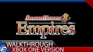 Dynasty Warriors 8 Empires Walkthrough Part 10 Defend - Nanzhong
