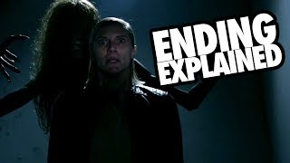 DON\'T KNOCK TWICE (2016) Ending Explained