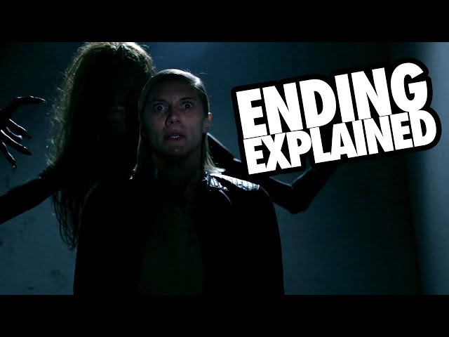 DONT KNOCK TWICE (2016) Ending Explained