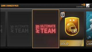 WHO THE HECK IS THIS GUY? Flashback Pack Opening! - Madden 15 Ultimate Team