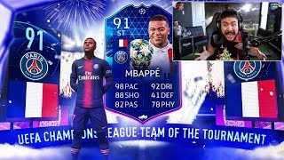 OMG I PACKED TOTGS MBAPPE!! BEST PACK OPENING EVER!! FIFA 20