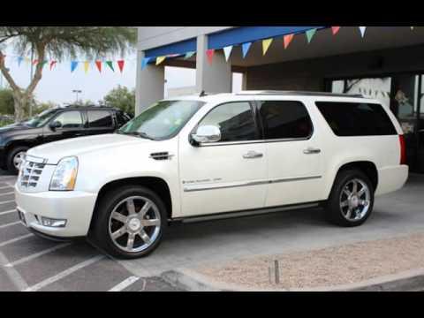 2014 Cadillac Escalade For Sale >> 2008 Cadillac Escalade ESV AWD for sale in Phoenix, AZ ...