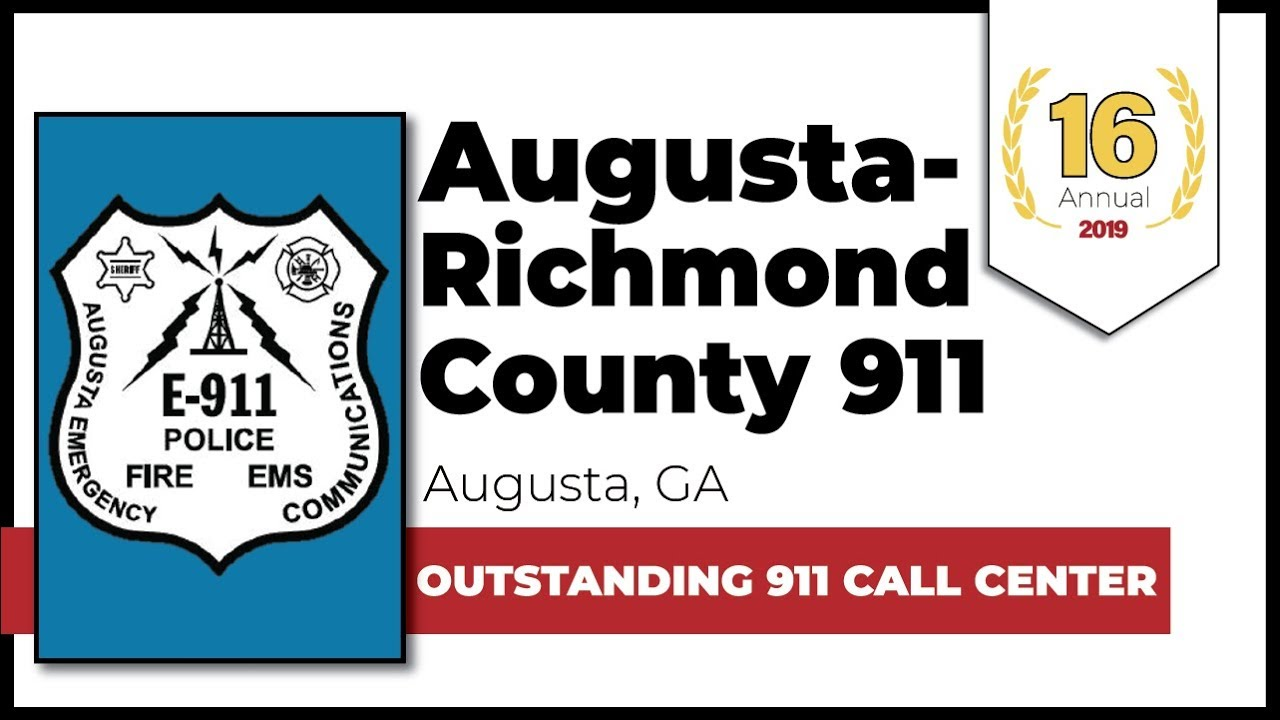 9-1-1 Emergency Services | Augusta, GA - Official Website