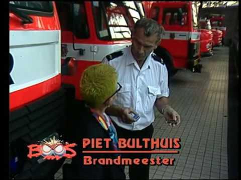 Bart speelt met vuur! | B.O.O.S. | Bart de Graaff