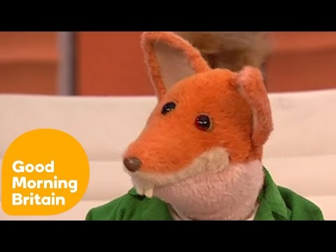 An Interview With Basil Brush | Good Morning Britain