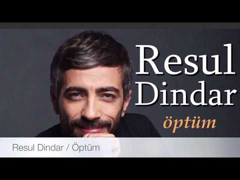 Resul Dindar / Öptüm (Single)