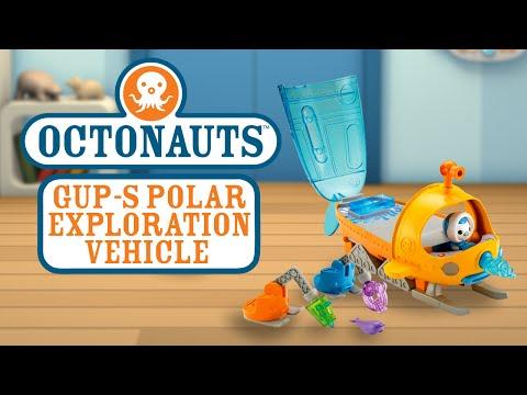 Octonauts™ Gup-S Polar Exploration Vehicle Advert