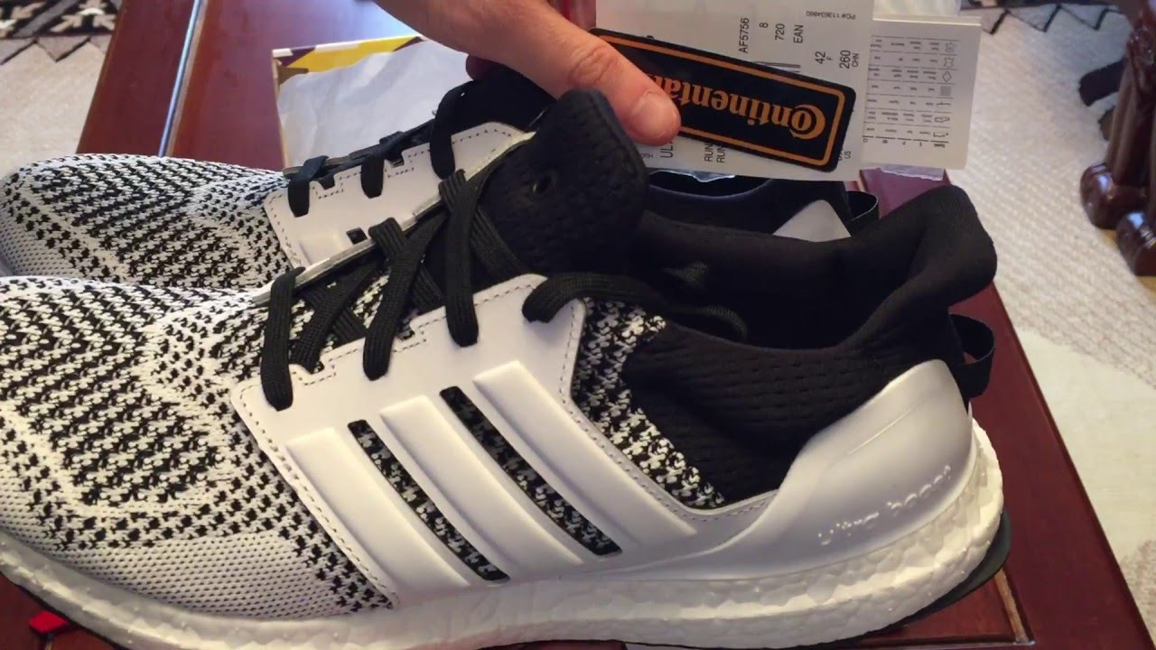 0b8f88bd039 SNS x Adidas Consortium Ultra Boost  Tee Time  Sneaker Unboxing - YouTube