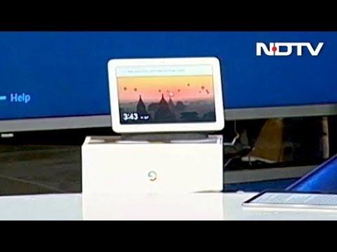 Google's New Smart Screen: At the Hub of Things? - NDTV
